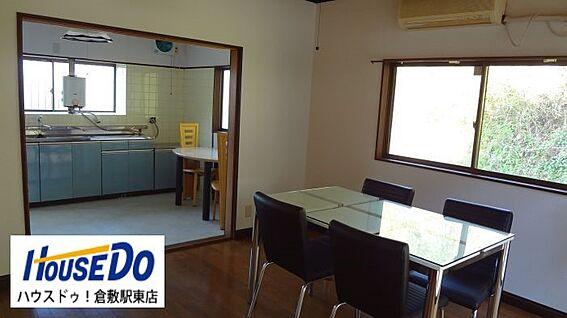 店舗・事務所・その他-倉敷市栗坂 居間
