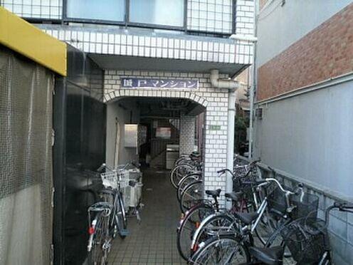 マンション(建物全部)-大阪市東淀川区瑞光3丁目 ☆エントランス☆
