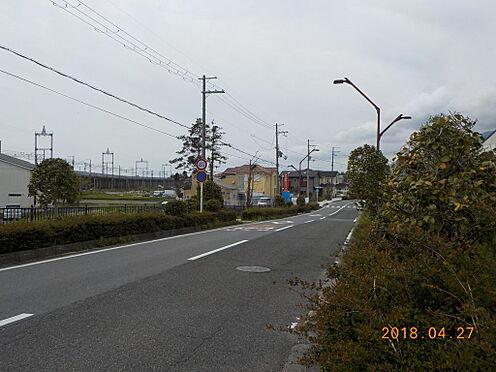 土地-大津市南小松 間口の広ーい土地