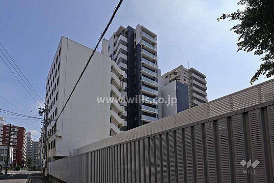 マンション(建物一部)-名古屋市東区葵1丁目 全56戸のマンションです。お住まいには、洗浄便座やシャンプードレッサー、浴室乾燥機などの嬉しい設備も充実しております。