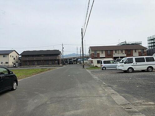 アパート-福井市大町1丁目 前面道路?
