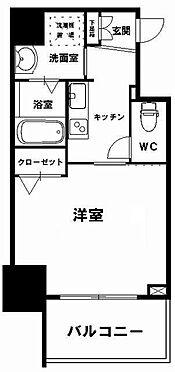 マンション(建物一部)-大阪市西区立売堀3丁目 3点セパレートの1K