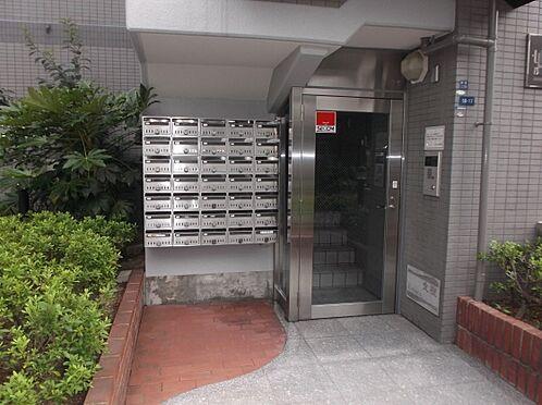 マンション(建物一部)-大阪市西淀川区野里2丁目 植栽豊かなエントランス