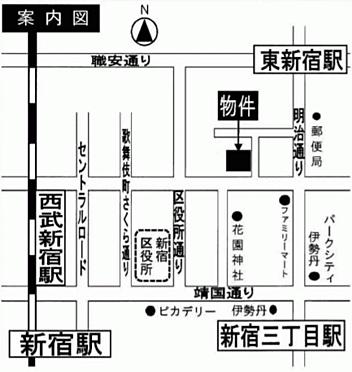 中古マンション-新宿区歌舞伎町2丁目 その他