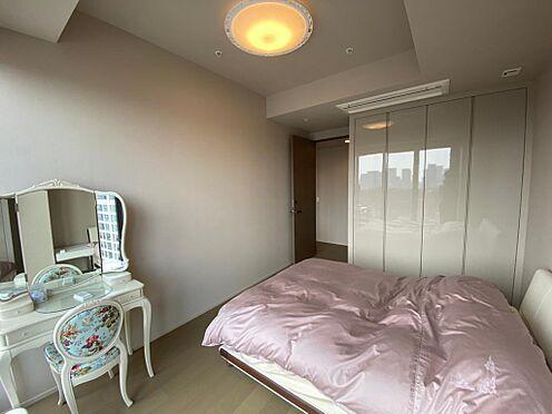 区分マンション-千代田区一番町 寝室