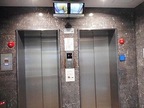 区分マンション-大阪市北区本庄西2丁目 エレベーターは複数あり