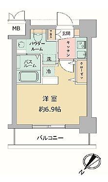 マンション(建物一部)-神戸市中央区二宮町3丁目 設備多彩な単身者向け物件