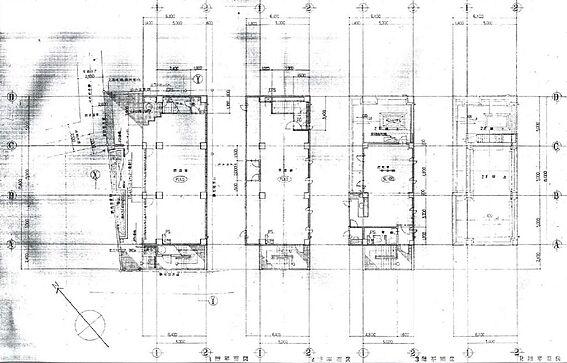 ビル(建物全部)-渋谷区神宮前1丁目 間取り図