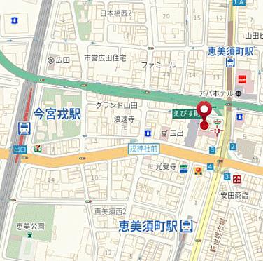 区分マンション-大阪市浪速区恵美須西1丁目 その他