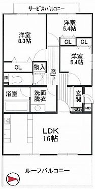 マンション(建物一部)-神戸市西区美賀多台6丁目 便利な収納カウンター付き