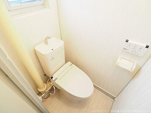 区分マンション-千葉市美浜区稲毛海岸3丁目 ウォッシュレット付トイレです。
