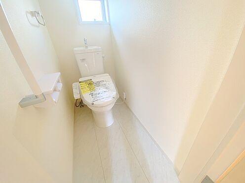 新築一戸建て-仙台市泉区南中山1丁目 トイレ