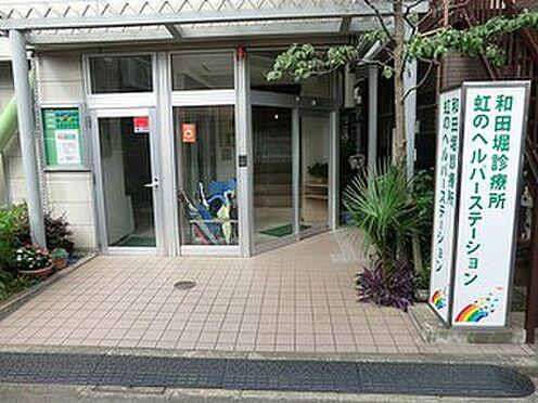 アパート-杉並区堀ノ内3丁目 和田堀診療所