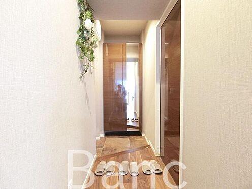 中古マンション-杉並区桃井2丁目 室内からの玄関