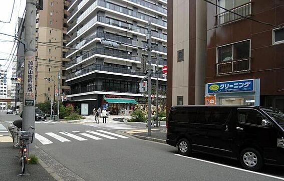 収益ビル-千代田区神田東松下町 間取り