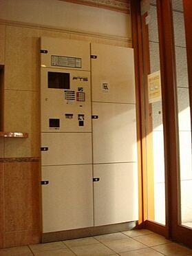 マンション(建物一部)-大阪市北区南森町2丁目 宅配ボックス完備