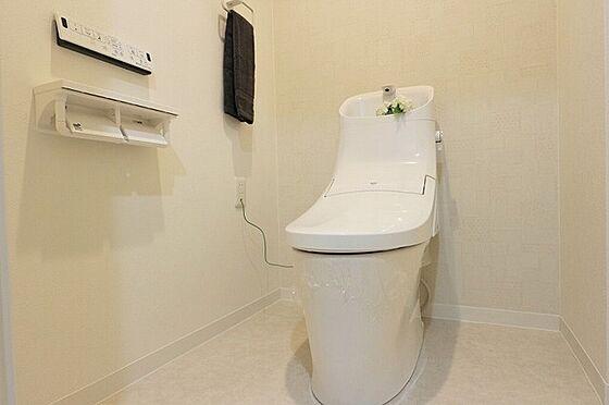 中古マンション-神戸市垂水区狩口台7丁目 トイレ