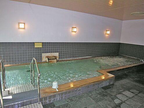 中古マンション-伊東市荻 【温泉大浴場】温泉を毎日楽しめます。