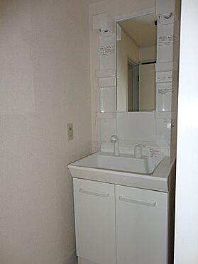 マンション(建物全部)-本庄市銀座2丁目 洗面化粧台1