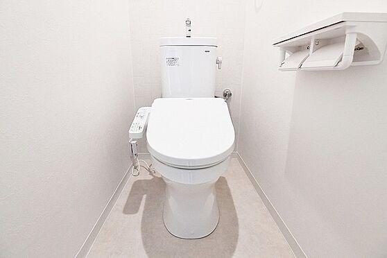 中古マンション-大阪市旭区高殿3丁目 トイレ