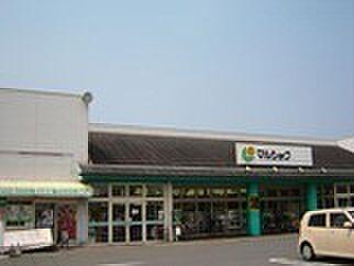 アパート-大分市大字森 マルショク高田店まで1126m、スーパーなど近くあります。