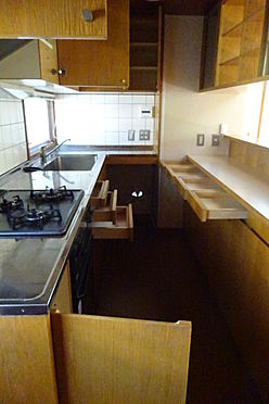 区分マンション-豊島区目白4丁目 キッチン