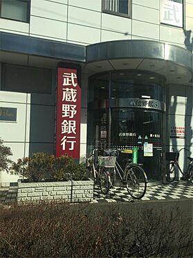 土地-川越市上戸新町 武蔵野銀行 鶴ヶ島支店(3043m)