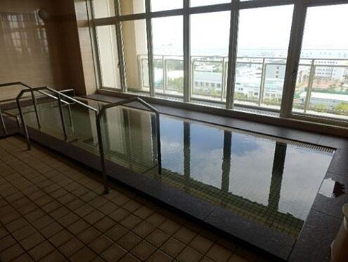 区分マンション-神戸市東灘区向洋町中3丁目 展望大浴場