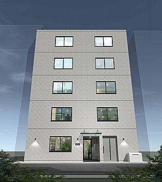 マンション(建物全部)-台東区北上野2丁目 建物完成予想パース