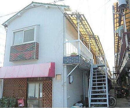 アパート-堺市堺区賑町2丁 外観