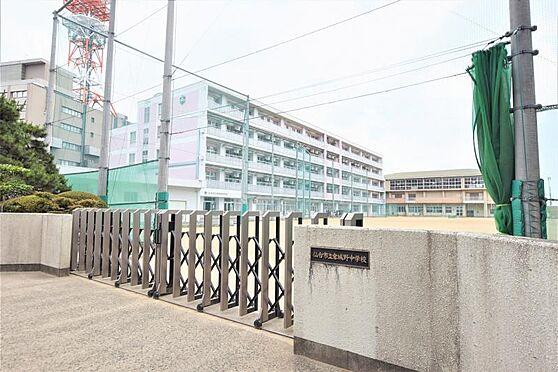 戸建賃貸-仙台市宮城野区平成1丁目 宮城野中学校 約1800m