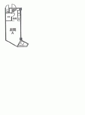 区分マンション-新潟市中央区営所通 間取り