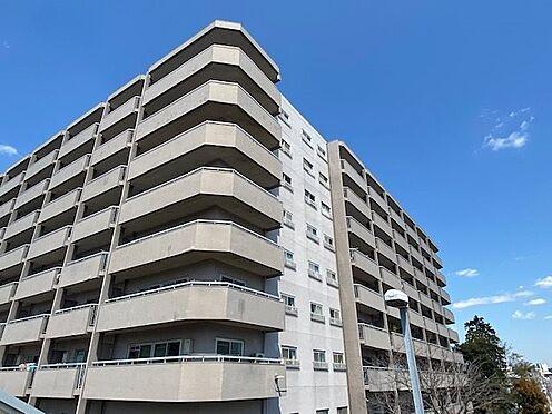 区分マンション-横浜市港北区綱島西1丁目 南側から撮影の外観