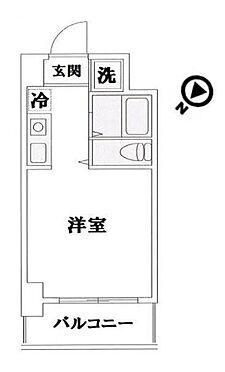 マンション(建物一部)-横浜市鶴見区鶴見中央5丁目 間取り