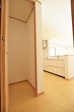 新築一戸建て-仙台市青葉区みやぎ台1丁目 収納