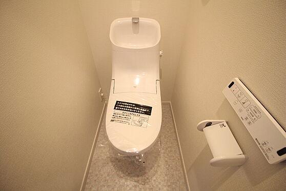 アパート-八王子市万町 トイレ