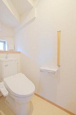 新築一戸建て-富谷市日吉台1丁目 トイレ