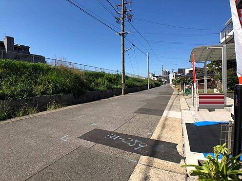 新築一戸建て-名古屋市緑区六田1丁目 前面道路