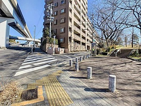 中古マンション-名古屋市守山区城土町 目の前には城土公園がございます。