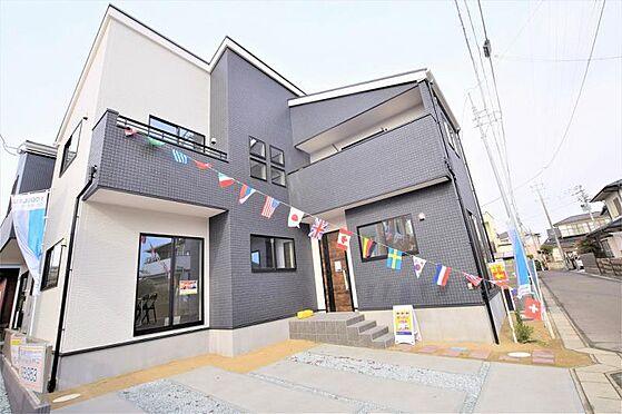 新築一戸建て-仙台市宮城野区福室7丁目 外観