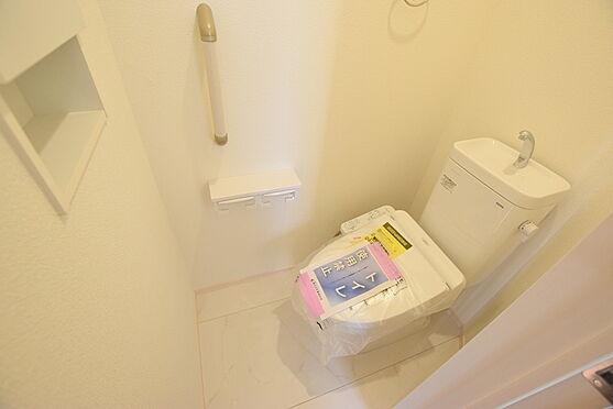 新築一戸建て-仙台市太白区西中田2丁目 トイレ