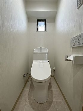 中古マンション-大阪市旭区高殿5丁目 トイレ