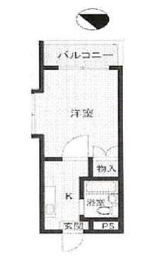 マンション(建物一部)-横浜市旭区白根2丁目 間取り
