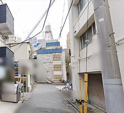 アパート-新宿区西早稲田1丁目 周辺