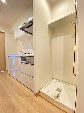 区分マンション-墨田区横川4丁目 洗濯機置き場