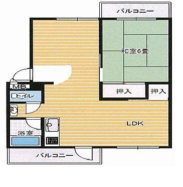 マンション(建物一部)-神戸市垂水区上高丸1丁目 賃貸中につき室内確認不可の為、現況と間取り図が違う可能性がございますのでご了承下さいませ。