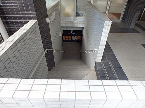 事務所(建物一部)-新宿区北新宿1丁目 階段
