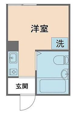 アパート-大田区蒲田本町2丁目 間取り
