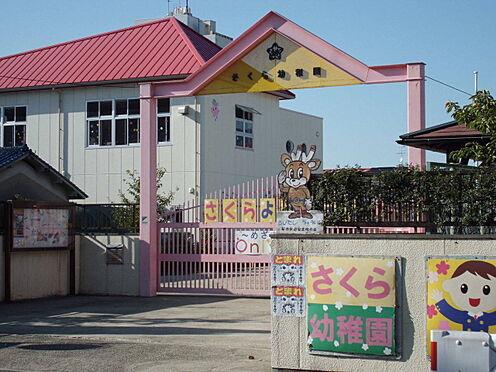 戸建賃貸-桜井市大字粟殿 さくら幼稚園 徒歩 約8分(約600m)