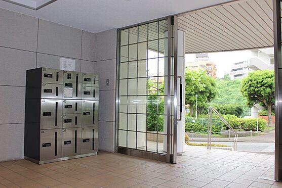 中古マンション-横浜市戸塚区汲沢町 エントランス入口